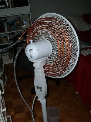 Geoff's Original Homemade Air Conditioner...magawa nga to...
