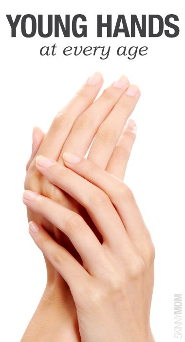Seven tips to keep your hands looking smooth and young.