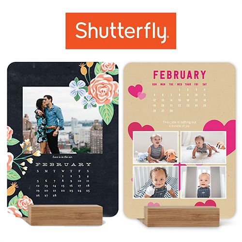 Shutterfly | Get a FREE Personalized Calendar ($24.99 Value)
