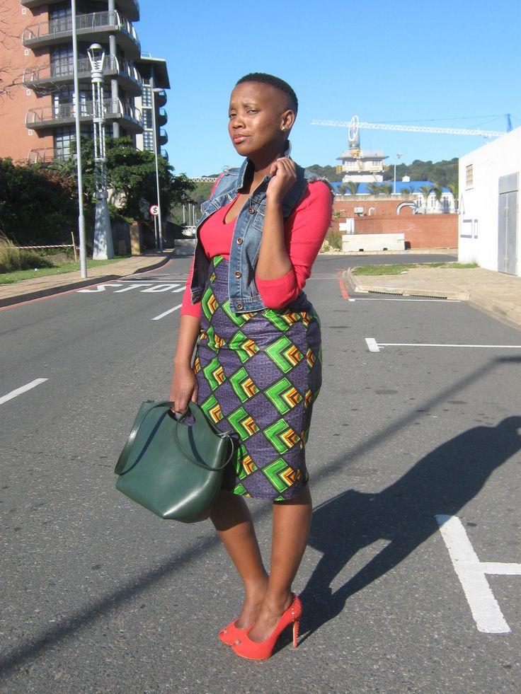 blackfashion:  Zamo Nana Nsele From Mandeni KZN South Africa. Wearing Zara , Mango and Extreem Glamour Clothing. http://extreemglamour.blogspot.com/