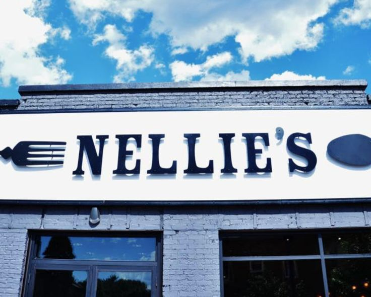 Enjoy a southern meal + try to spy a JoBro at Nellie's Southern Kitchen in Belmont