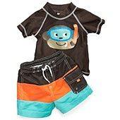 Carters Baby-Badebekleidung, Baby-Rashguard für Jungen und Badeshorts – Kanno …   – Children's Bikini