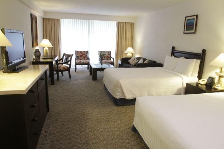 Habitación Doble Hotel Marriott Puebla