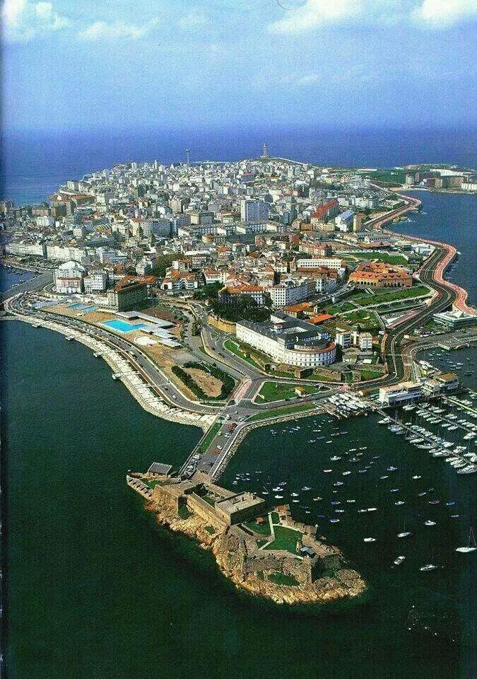 A Coruña, Galicia. Spain ♥