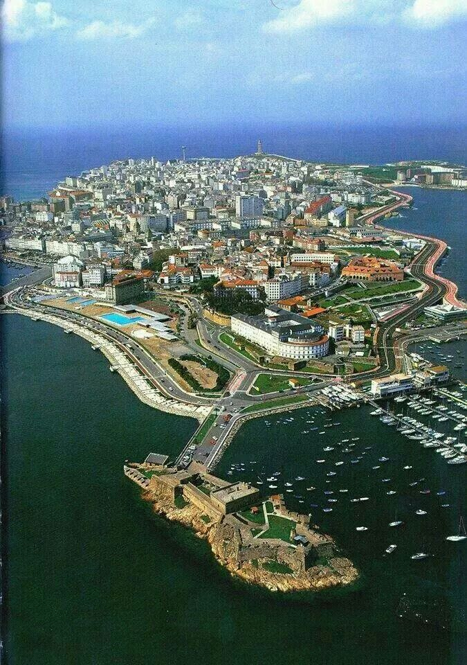 A Coruña, Spain ♥