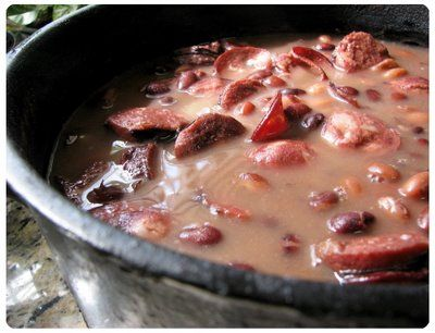 Feijão gordoCulinaria Brasileira, Sabor Brasil, Culinária Brasileira, Special Food, Brazillian Recipies, Feijão Gordo, Prato Principai