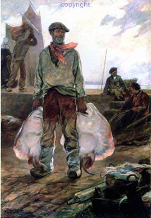 Achille Granchi-Taylor, 1857-1921