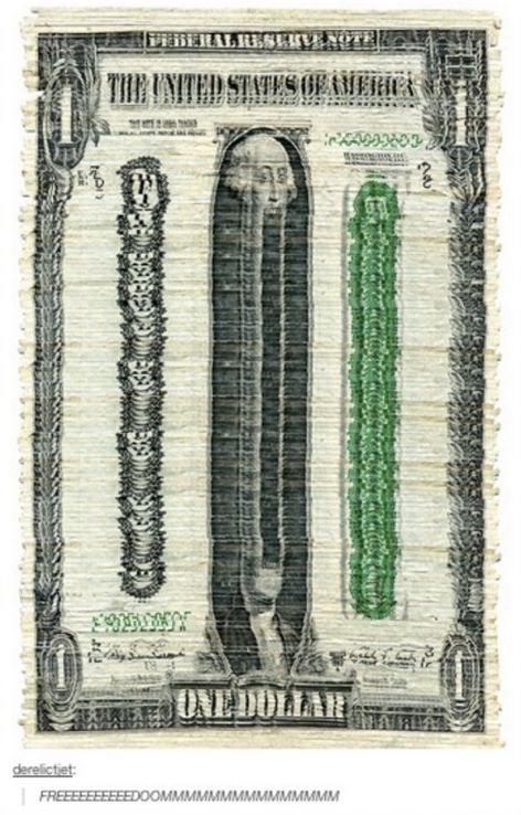 But there are hidden symbols in our money. | 21 Totally True And Scientific Facts About America
