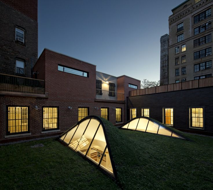Rooftop Access: Building-Tops That Act As Terrain - Architizer