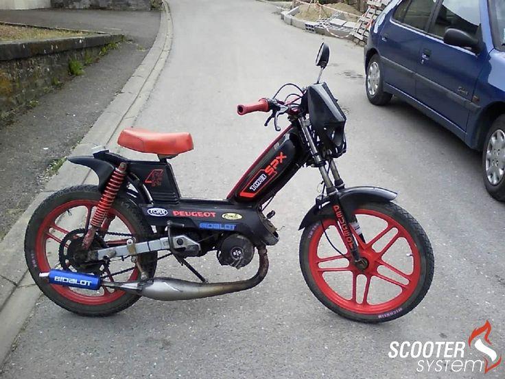 Peugeot 103 spx