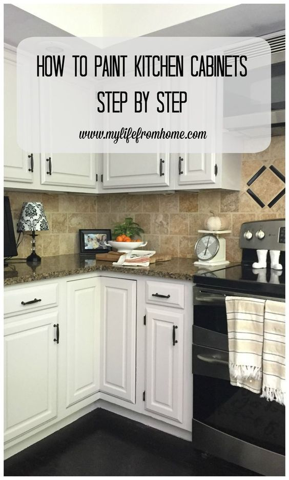 17+ Best Ideas About Repainted Kitchen Cabinets On Pinterest | Oak