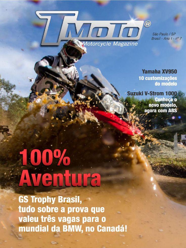 Tmoto Motorcycle Magazine Vol. 07