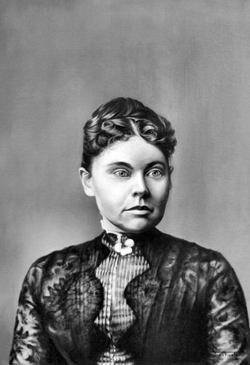 a history of lizzie border and her murders The untold truth of lizzie borden it would be for lizzie to wash the murder weapon and hide her bloody andrew borden was as greedy as the history.