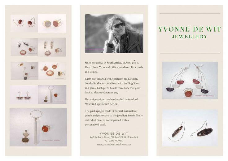 brochure-Yvonne de Wit Jewellery