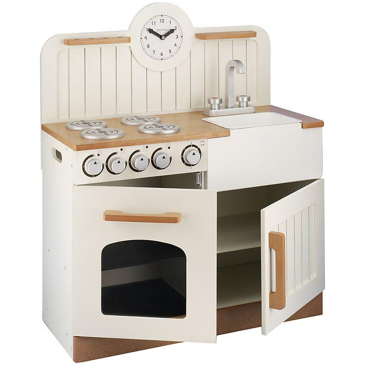 Wood Play Kitchen White 39 best birthday kitchen inspiration images on pinterest | play