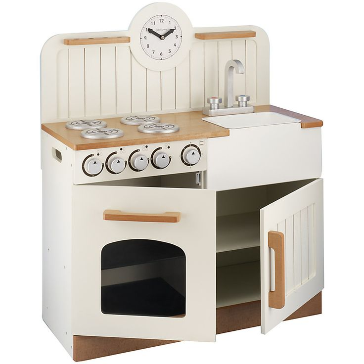 John Lewis Country Play Kitchen Online At