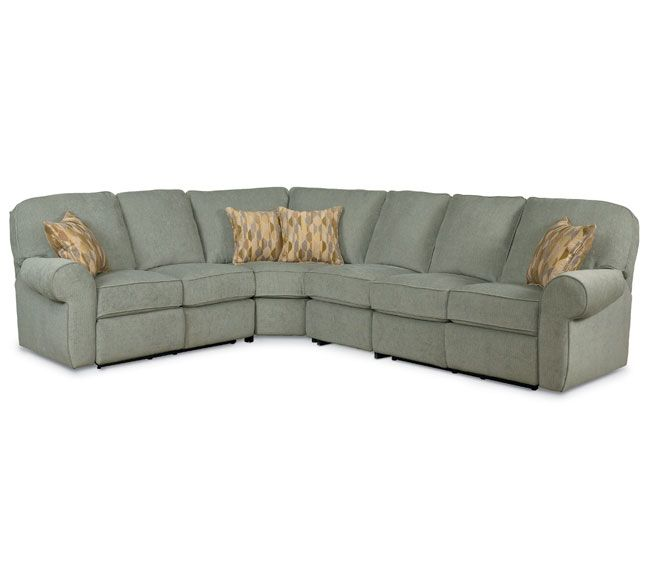 9 best slipcovered sectionals with recliners images on for Best sectional sofa for family