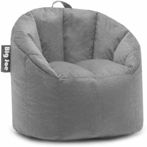 "Big Joe Milano Bean Bag Chair, Multiple Colors - 32"" x 28"" x 25""   Jet.com"
