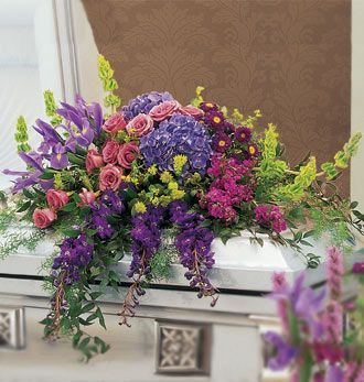 Casket Sprays For Women | caskets that florists and deliveries does affordable funeral popular ...