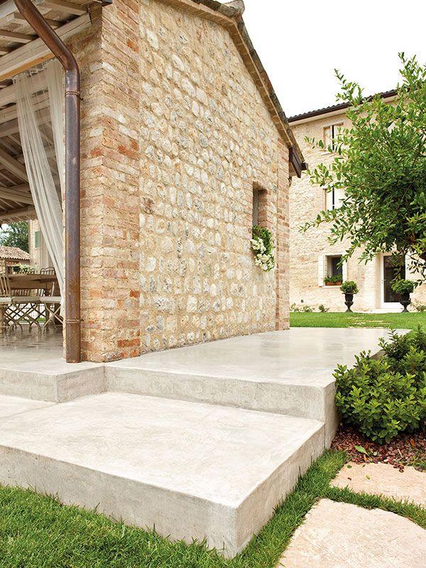 Pavimento in calcestruzzo NUVOLATO by IDEAL WORK