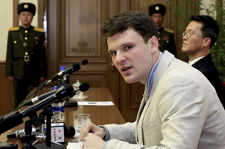 Otto Warmbier, the American student who was imprisoned in North Korea for more than 17 months, died on Monday, June 19, 2017 at the age of 22. He had been released back home to America just one week before.