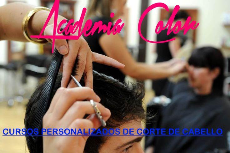 Cursos de corte Asturias, Academia Color