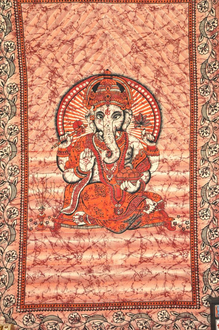 Indian Lord Ganesha Tapestry,Hippie Tapestry, Hippie Wall Hanging, Boho Blanket