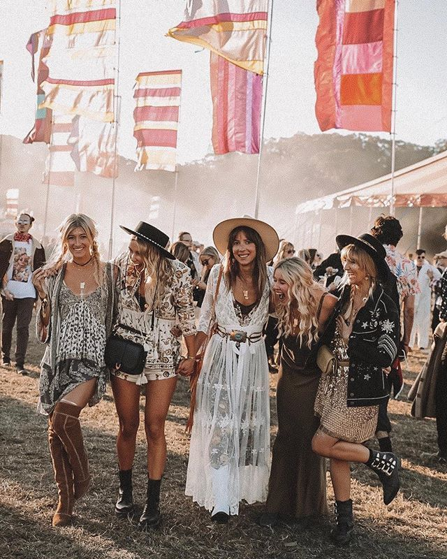 Unsere 20 beliebtesten Festival-Outfits von Splend…