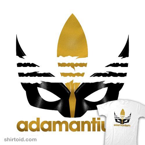 Adamantium #adamantium #adidas #comic #comics #film #gordonbrebner #gordonbdesigns #marvelcomics #movie #wolverine #xmen