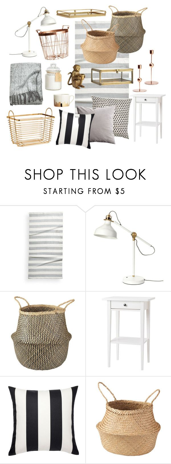 Homeware Wish List by rowanmorrissy4 on Polyvore featuring interior, interiors, interior design, home, home decor, interior decorating and H&M
