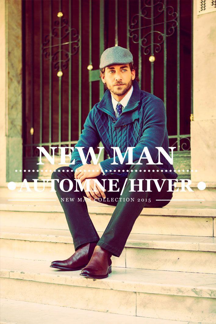 Colección Otoño · Invierno 2015 #NewMan