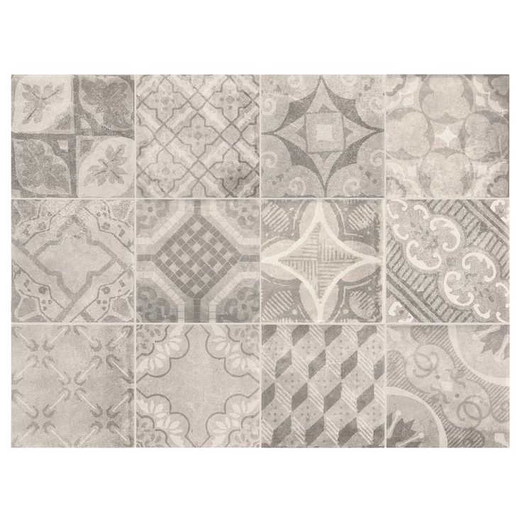 MARAZZI Eclectic Vintage Timeworn Painted 6 in. x 6 in. Ceramic Wall Tile (12.5 sq. ft. / case)-EV9366HD1P2 - The Home Depot