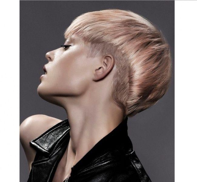 Krótkie fryzury damskie - nowoczesne i bardzo kobiece - Strona 2