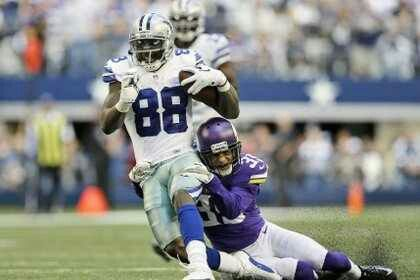 Dez Bryant vs Vikings
