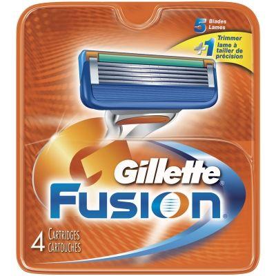 Gillette Fusion Barberblade