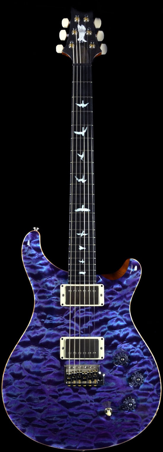 Wild West Guitars : PRS Private Stock #4070 DGT Aqua Violet