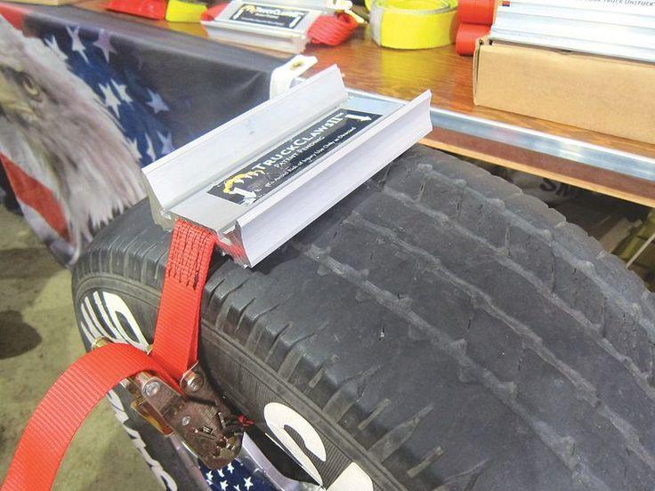 """Truck Claws"" Free Stuck Vehicles Truck accessories diy"