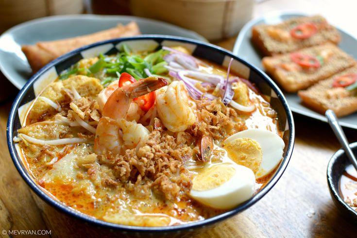 De laksa noodle soup van Noo.Me in Rotterdam is absoluut een aanrader!   #tip #hotspot #aziatisch #restaurant #rotterdam
