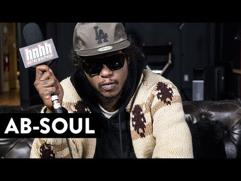 Ab-Soul On Conspiracy Theories: Moon Landing Tupac Dead & More