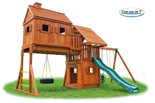25 best ideas about jungle gym on pinterest jungle gym for Playset designs