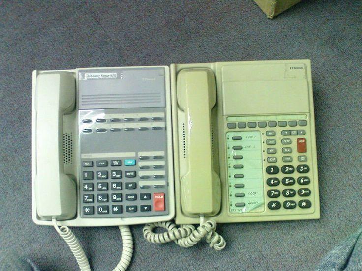 Digital Hybrid PBX System Pbx, Phone, System