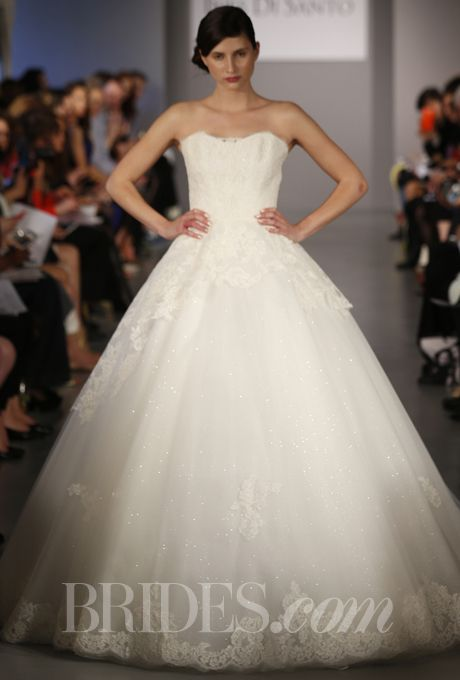 Ines di santo spring 2014 wedding dress styles for Ines di santo wedding dresses prices