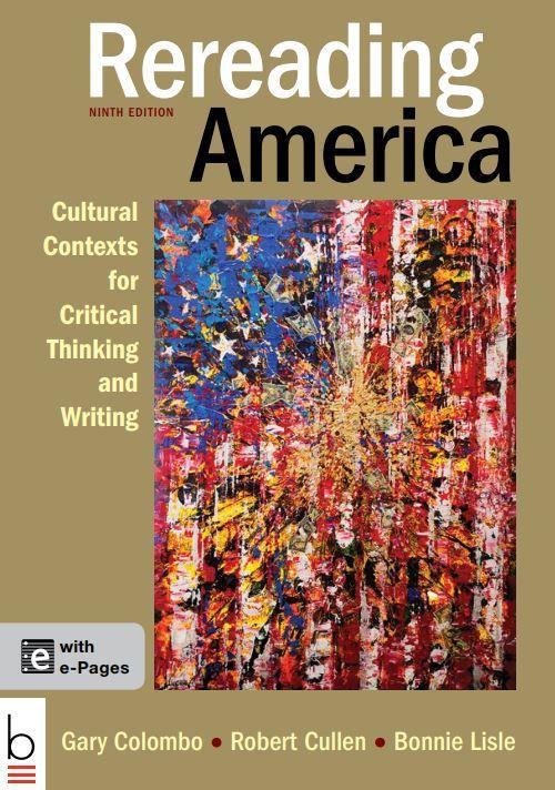 Rereading America 10th Edition Pdf Free Download PDF