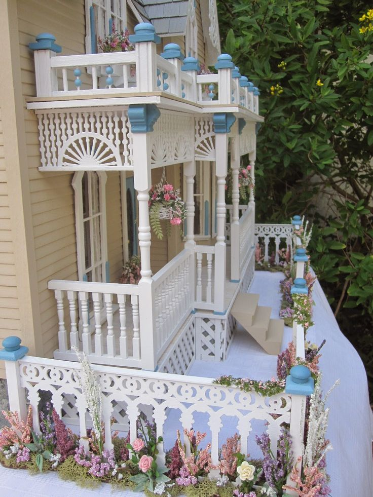 Over the Top Dollhouses