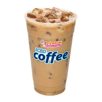 Recipe for Dunkin' Donuts Iced Coffee...oh yeah
