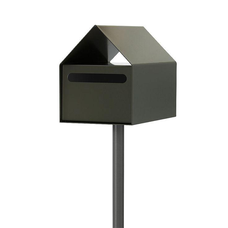 top3 by design - arko design - arko letterbox grey + grey