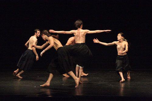 """""""Capricci"""" by Compagnia Abbondanza Bertoni. #Dance. VIE Scena Contemporanea Festival 2007"""