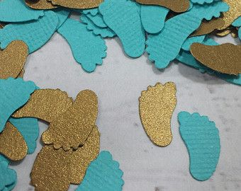 Teal And Gold Baby Shower Google Search Baby Shower