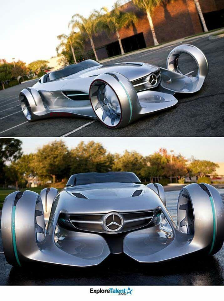 This isssh is haute!!! #mercedesbenz #futuristic