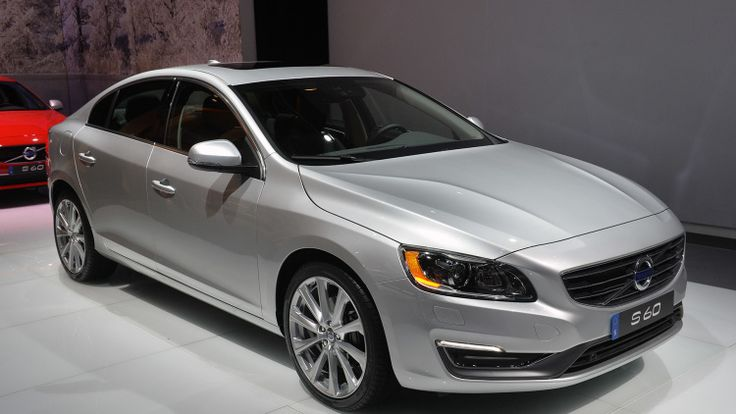 2015 Volvo S60 Inscription: Detroit 2015 Photo Gallery - Autoblog